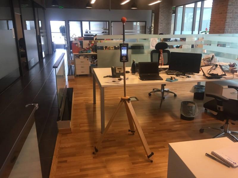 Ofis ortamında elektromanyetik alan ölçümü