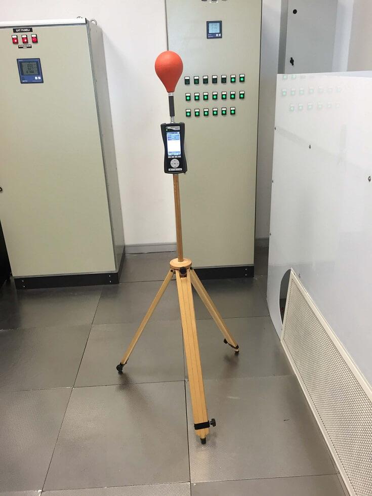 Server odası ölçümü